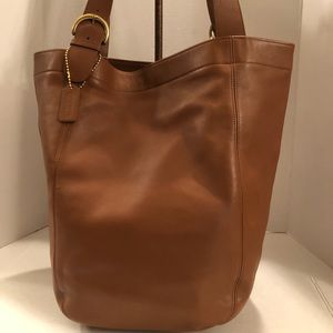 Authentic Classic Coach XX-Large Soho Tote